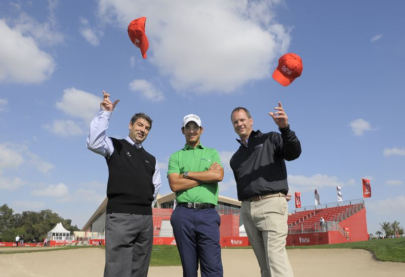 Hats Off! Matteo Manassero has extended his golf ambassador role for Abu... (2)